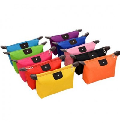 Mytools Dumplings Cosmetic Bag Travel Organizer Portable Waterproof Cosmetic Pouch (Random)