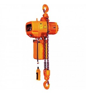 Himitzu 2 Ton x 8M 3.4m/min Electric Chain Hoist