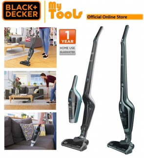 BLACK + DECKER SVA420B Lithiom-ION 2 IN 1 Stick Vacuum 14.4V