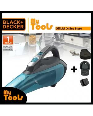 BLACK + DECKER WDA320B Wet & Dry Cordless Vacuum Cleaner 10.8V
