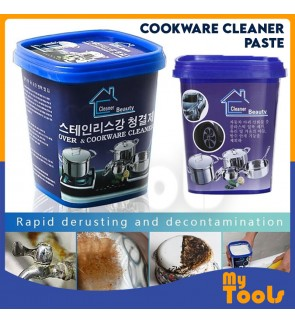 Mytools 500g Oven Cookware Cleaner Paste Kitchen Washing Pot Household Stainless Steel Cleaning