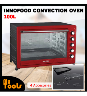 100L Commercial Innofood Electric Oven 100 Liters