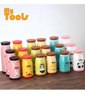 Mytools Cute Animal Design Vacuum Thermos flask bottle 260ml / 350ml / 500ml