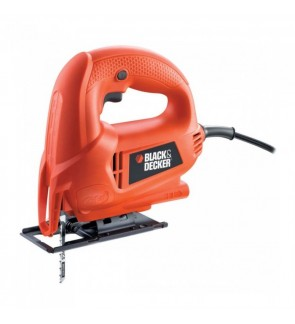Black + Decker KS600E-B1 450W Jigsaw Variable Speed