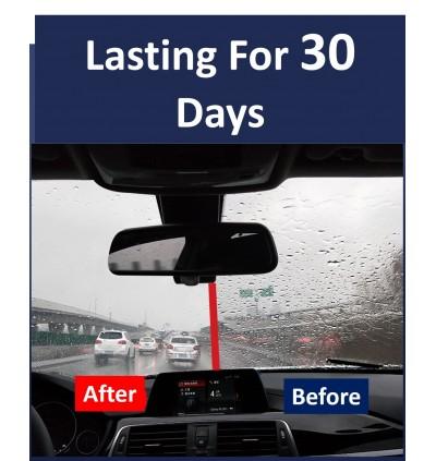 Anti-Rain Agent Car Windshield Antifogging Mirror Windshield Glass Coating Ceramic Kit Window Glass Defogger Auto Glasses Mirrors Helmet