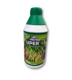 1L Plant Booster Foliar Fertilizer SUPER N EDTA NPK / Baja Larutan Air 11 : 8 : 6 (Formulation from France)