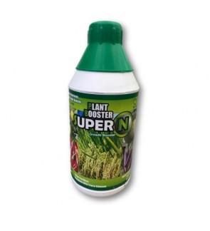 1L Plant Booster Foliar Fertilizer SUPER N EDTA NPK / Baja Larutan Air 11 : 8 : 6 (Formulation from
