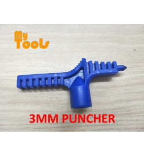 Mytools Two Way Puncher Spanner Irrigation Hydroponic Water Hose Connector Fertigasi