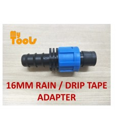 Mytools N30 N45 Adapter Sunny Hose Poly Pipe For Mirco Spraying Irrigation Tape System (Rain Tape)