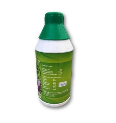 1L Plant Booster / Super N / Super K Foliar Fertilizer EDTA NPK / Baja Larutan Air ( from France)