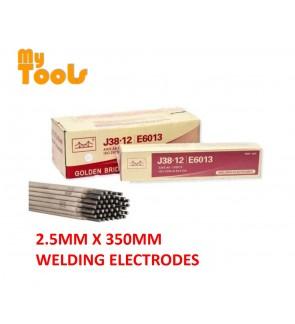 Mytools 2.5kg Golden Bridge Welding Carbon Steel Electrode Welding Rod 12# 2.5MM