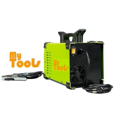 Mytools MIG140 Gas-Less MIG , ARC, Aluminium, Stainless Steel 4 In 1 Welding Machine Set