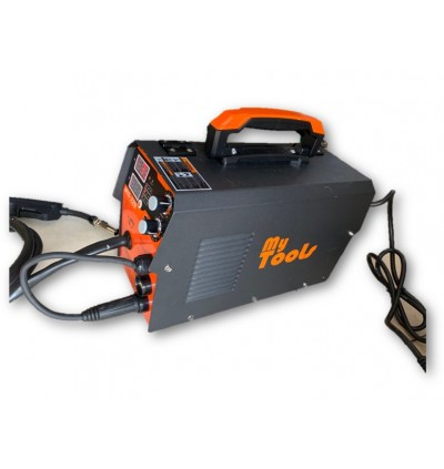 Mytools MIG228 Gas Less MIG , MIG , TIG, Stainless Steel, Aluminium & ARC 6 In 1 Welding Machine Set (Made In Malaysia)