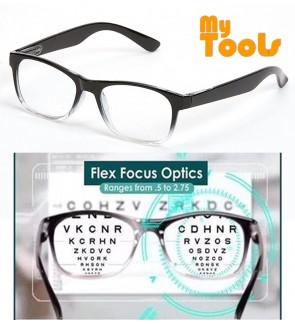 Mytools Reading Glasses Eyewear Automatic Auto Focus Adjust Adjustable Limitless Diopter Vision Eye Glasses Adjusting Optic