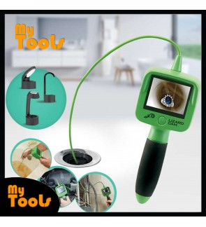 Mytools Lizard Cam Hand-Held Wireless Borescope Wireless Micro Inspection Camera