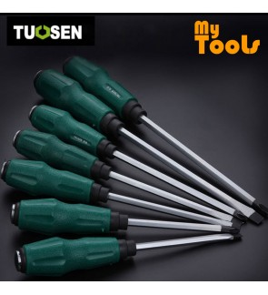 Mytools Premium Tuosen Heavy Duty Hammering Knocking Impact Screwdriver Strong Magnetizer Slotted Flat / Phillips Cross Shape Suit