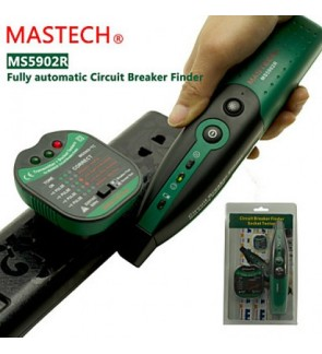 Mastech MS5902R Circuit Breaker Finder / Socket Tester
