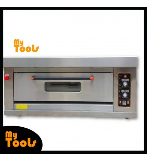 Mytools Industrial Gas & Electric Oven 1 Layer 1 Tray
