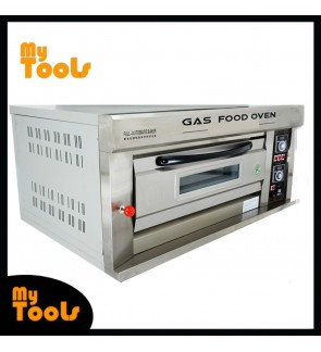 Mytools Industrial Gas & Electric Oven 1 Layer 2 Tray