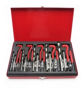131Pcs Automotive Thread Tapping Repair Tool / Spark Plug Thread Tapping M5 M6 M8 M10 M12