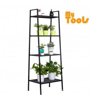 Mytools 4 Tier Carbon Steel Metal Rack Home Kitchen Storage Shelf Holder Stand Organizer