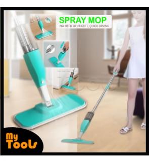 Mytools Easy Spray Mop Sprayer Spraying Mop with 1X Microfiber Mop Cloth