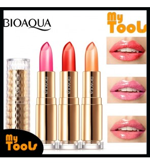 BIOAQUA Color Changing Jelly Lipstick lipstick (3 Colors)