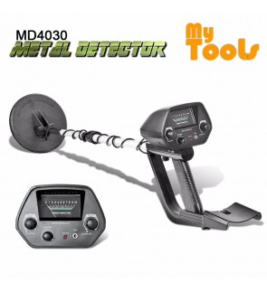 Mytools MD4030 Underground Analog Metal Detector Gold Stud Finder Treasure Jewelry Digger Tool