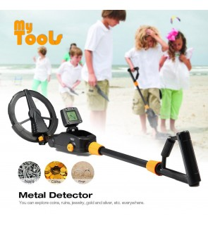 Mytools MD1008A Underground Metal Detector Gold Detectors Treasure Hunter Tracker Seeker Metal Circuit Detector with Sound Alarm