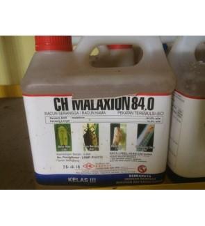 4 Liter CH Malaxion 84 Insecticide 84% Class 3 Pest Control Racun Serangga Ulat