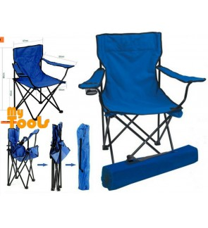 Mytools Foldable Portable Folding Picnic Outdoor Camping Chairs