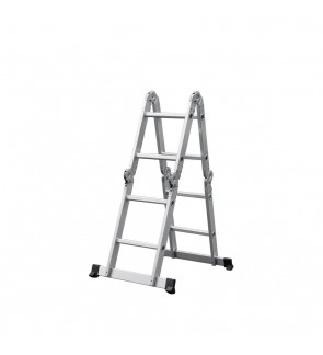 8 Step 8Feet Multipurpose Aluminium Ladder (Heavy Duty)