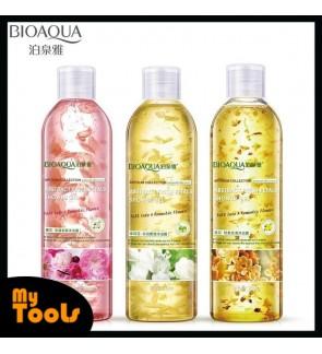 Mytools BIOAQUA 250ml Flower Petals Body Wash Shower Gel Perfume Fragrance Whitening Bath Lotion Body Skin Care