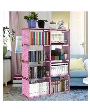 Korean DIY Book Storage 5 Tier with 8 Columns