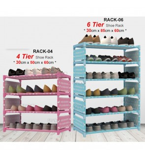 Korean Premium Quality DIY Shoe Rack