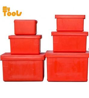 Mytools 35L 50L 60L 75L 100L 130L 200L Insulated Plastic Cooler Ice Box Bucket Tong Ais Ice Tong