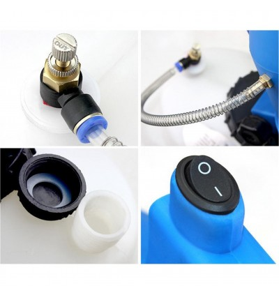 Mytools 1200W 4.5L Intelligent Electric ULV Fogger Sprayer Mosquito Killer Disinfection Machine Insecticide Atomizer