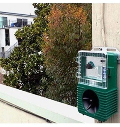 Mytools 220v Electronic Bird Repeller Repellent Bird Deterrent Tool Controller Effective up to 1 acre (43,560 sq. ft).