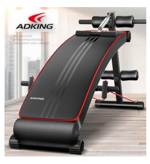 Adking Premium Advanced Multi-Function Fitness Gym Sit Up Bench