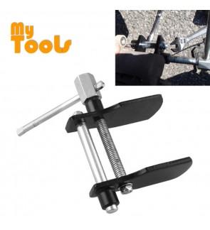 Mytools Car Disc Brake Pad Separator Installation Tool Car Caliper Hand Tool Garage Kit Caliper Piston Compressor