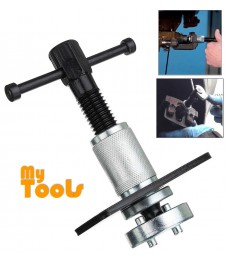 Mytools Brake Piston Wind-Back Tool with Double Adaptor Disc Brake Piston Caliper Tool Adaptor