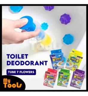 Toilet Cleaner Plastic Gel Syringe Push Needle Cleaner Fragrance Toilet deodorant Bathroom Toilet Cleaning Tool