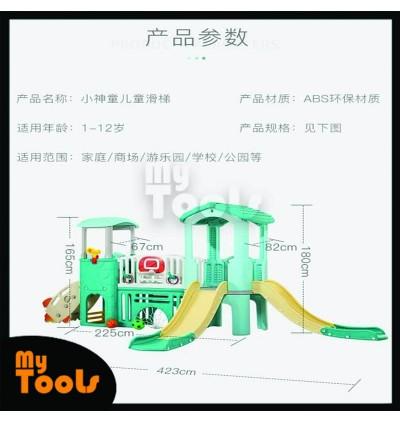 Mytools Big Size Outdoor Indoor Playground Kindergarten Link Bridge Play Set