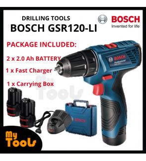 BOSCH GSR120-LI / GSR 120-LI Professional Cordless Drill Driver