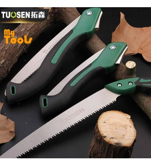 Mytools Tuosen 540mm / 395mm Foldable Folding Garden Saw Pruner Secateurs Pruning Gardening Serra Camping Saws