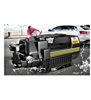 Portable High Pressure Water Pressure Washer / Water Jet 110Bar (Auto Suction)