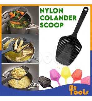 Mytools  Nylon Strainer Scoop Colander Kitchen Accessories Gadgets Drain Veggies Water Scoop Cooking Gadget Kitchen Tools