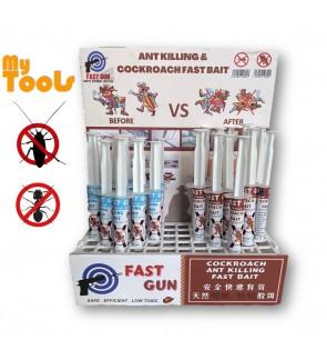 Mytools Fast Gun Cockroach Ant Killing Eco Gel Bait Ubat Semut Lipas 10g