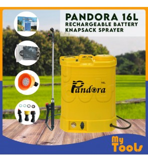 9bday Pandora 16L Rechargeable Battery Knapsack Chemical Sprayer (Japan Technology)