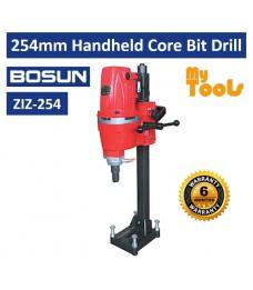 BOSUN ZIZ-254 254mm Handheld Core Bit Drill Drilling Machine - 6 Months Warranty
